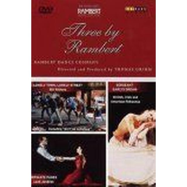Three by Rambert - Drei Choreografien von Christopher Bruce und Robert North [DVD]